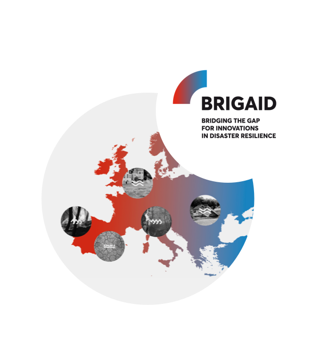 BRIGAID Connect - BRIGAID UE Project - Innovation - H2020